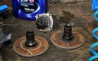 Как снять ступицу переднего колеса? 3 пошаговых примера