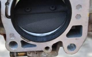 Ремонт дроссельной заслонки на Lancer 9 — инструкция своими руками