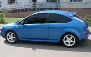 Вибрация при наборе скорости ford focus 2? проблема решаема