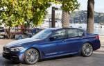 Тест драйв BMW 5 серии — характеристики, цвета и комплектации