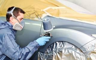 Как подготовить авто к покраске — поэтапно и своими руками