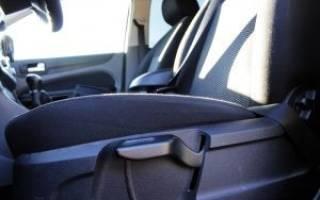 Регулировка водительского сиденья по высоте — 7 шагов к удобному положению