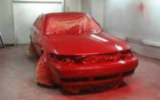 Как покрасить автомобиль своими руками из баллончика? пошаговый способ с детальным описанием