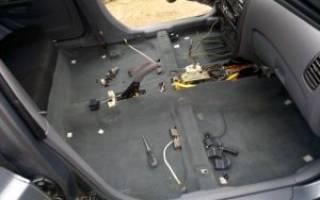 Как отремонтировать подогрев сидений в автомобиле? 3 причины поломки и способы ремонта