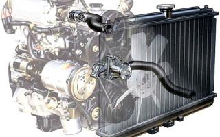 Потек радиатор охлаждения — причины на двигателях ВАЗ, Гранта, Астра и Кашкай